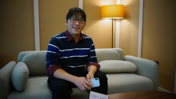 이은솔 메디블록 대표는 의료정보를 블록체인 기술로 관리하려 시도하고 있다. 올해 하반기 관련 베타 서비스를 공개할 계획이다. - 오가희 기자 solea@donga.com 제공
